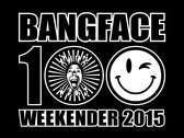 BANG FACE 100 - WEEKENDER 2015 - T-Shirt - Mens (Unisex) - Various Sizes & Colours photo