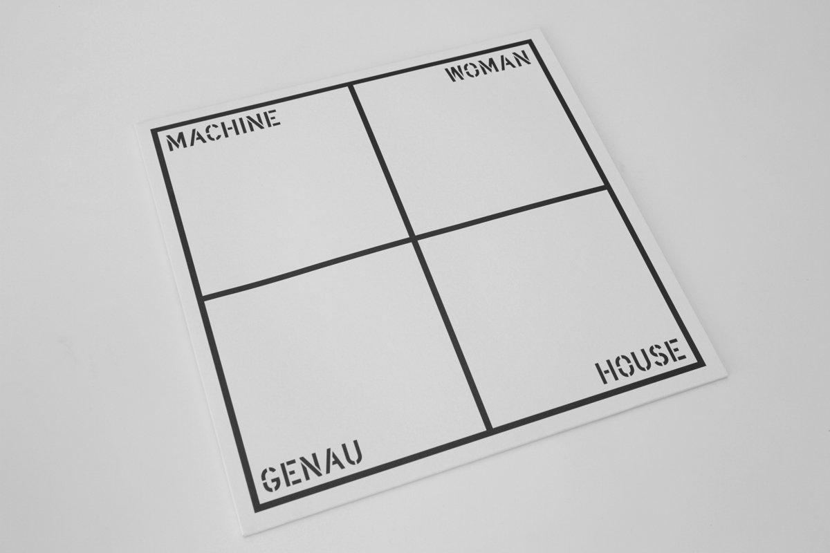 Genau House | Where To Now? Records