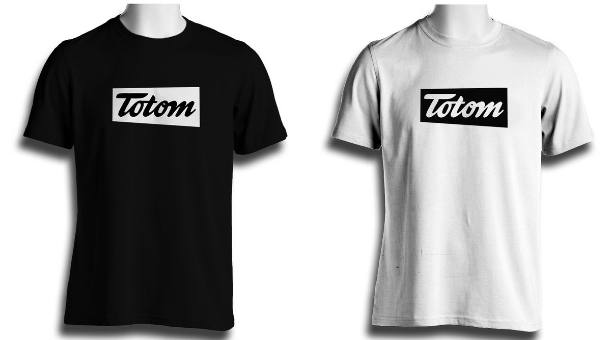 5adb5a9888 ToToM simple logo shirt | ToToM