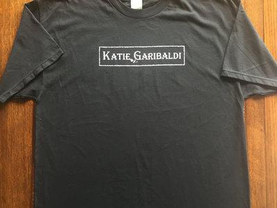 Katie Garibaldi Name Logo T-shirt main photo
