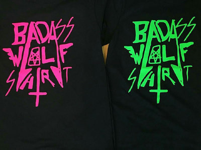 baws shirt ii (neon pink print) main photo