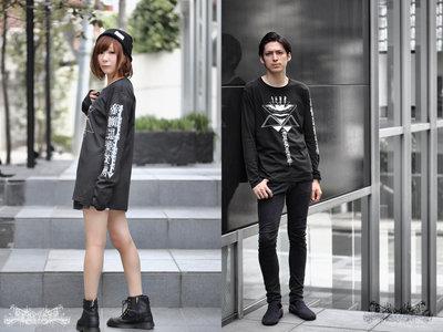 Decadenshirt「眼國」-黒式(black) main photo
