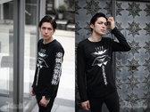Decadenshirt「眼國」-黒式(black) photo