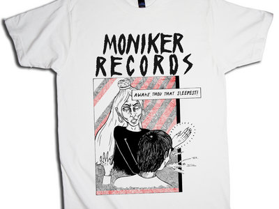 Moniker Records - Awake! T-Shirt main photo