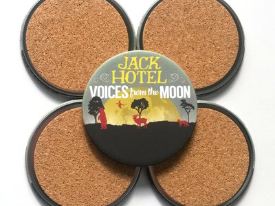 """Voices from the Moon """"download coaster"""" main photo"""