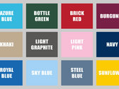 WARNING: MASH-PITS - T-Shirt - Mens (Unisex) / Womens (Ladyfit) - Various Sizes & Colours photo
