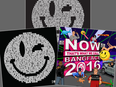 BANGFACE POSTER COLLECTION (choice of 3 posters) main photo