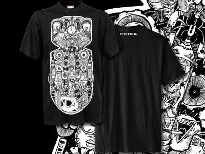 N-Vitral's Bomb T-Shirt main photo