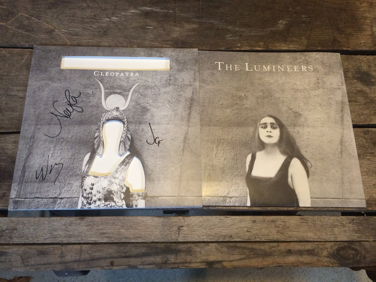 Cleopatra Deluxe Edition The Lumineers
