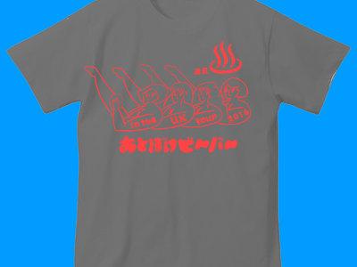 Otoboke Beaver UK Tour T Shirt main photo