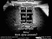 BLACK MOOD-CD photo