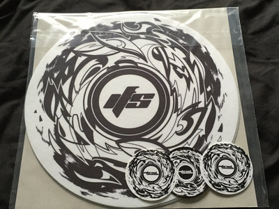 IFS slip mats (2 pack pair, limited one time only design) main photo