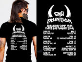 GNÜ TRUNTION OFFICIAL T-SHIRT photo