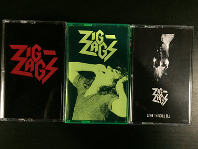 Zig Zags Cassette Party Pack! main photo