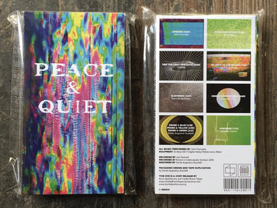 Peace & Quiet VHS main photo