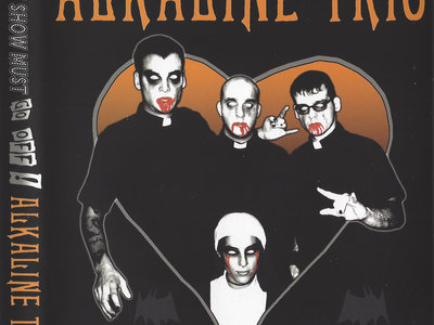 The Show Must Go Off!: Akaline Trio Live Halloween At The Metro DVD main photo