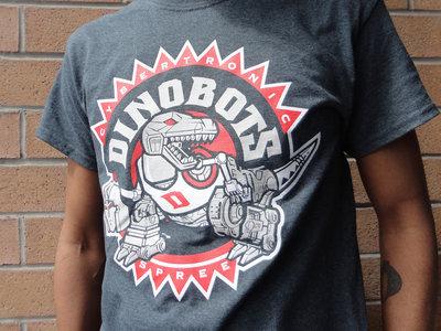 Cybertronic Spree Dinobots Shirt main photo