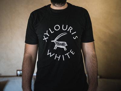 White on Black Goat main photo