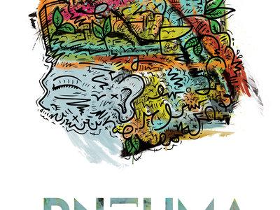 PNEUMA Art Print main photo