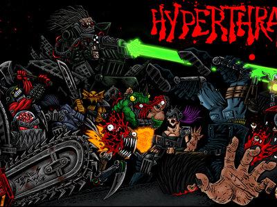 Hyperthrash Poster main photo