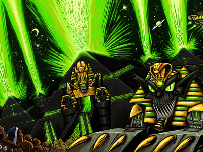 Pyramyds (Earth-Exit) Poster main photo