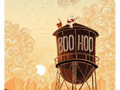 Boo Hoo Concert Poster main photo