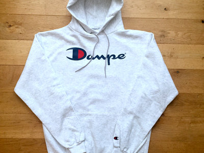 Authentic Daupe / Champion Limited edition Hoodie GREY 1/100 (PRE ORDER expected Early June) main photo