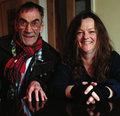 Adrian Crick and Sonia Hammond image