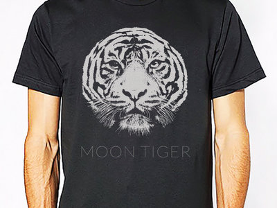 ON SALE - MOON TIGER BLACK/SILVER T/+ EP download main photo