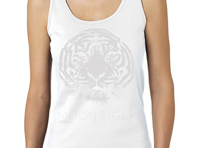 ON SALE - MOON TIGER WHITE/SILVER TANK/+ EP download main photo