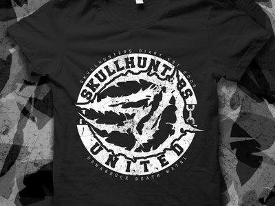 """T-Shirt / Girlie / Girlie-Tank """"Skullhunters United"""" main photo"""
