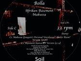 "Bolla - Afrikan Basement - 12"" Vinyl Part 2 photo"