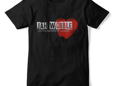 JAH WOBBLE and the Invaders of the Heart T-Shirt main photo