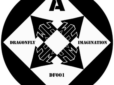 """Ltd edition 12"""" Vinyl - Dragon Fly - Imagination (unreleased) / Music Takes Me In To The Light main photo"""