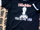Tour T-Shirt 'Praise The Loud' - Front and Backprint. photo