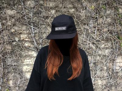 DDD 5 Panel Hat - Black main photo