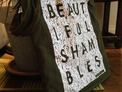 Beautiful Shambles Tote Bag main photo