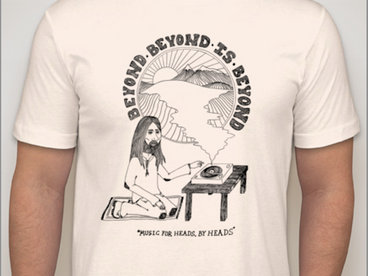 "BBiB T-Shirt: ""Music For Heads, By Heads"" (by Nik Rayne) main photo"