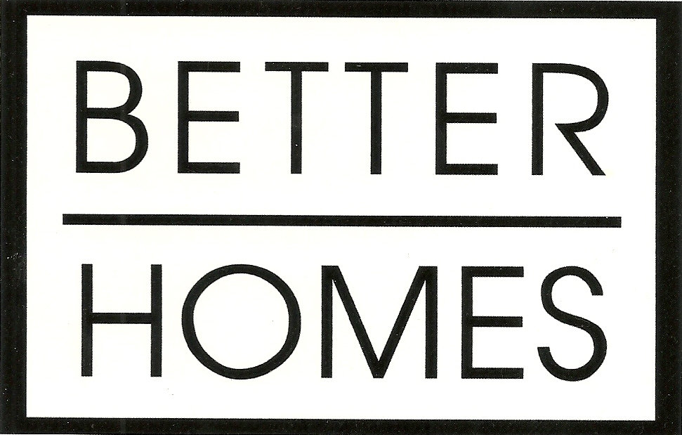 BETTER HOMES Image