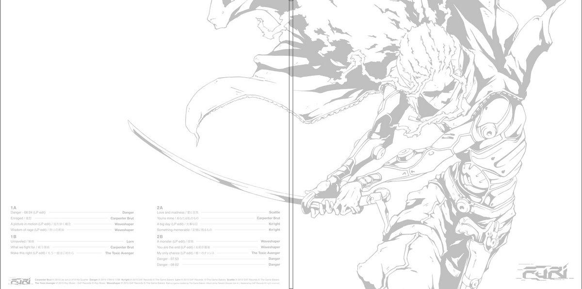 Furi Original Soundtrack | Furi