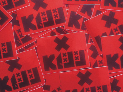 KILL ALL MUSIC | Stickers main photo