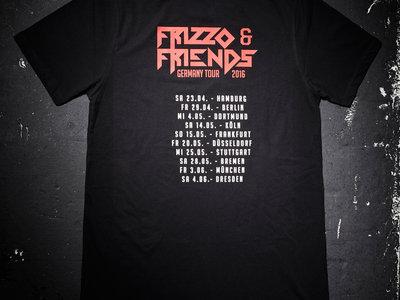 FRIZZO & FRIENDS GERMANY TOUR T-SHIRT main photo