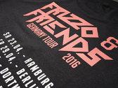 FRIZZO & FRIENDS GERMANY TOUR T-SHIRT photo