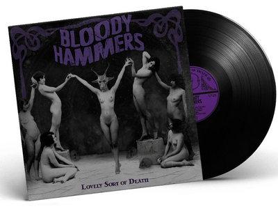 Signed: Lovely Sort of Death (Gatefold Vinyl LP) FREE USA SHIPPING! main photo