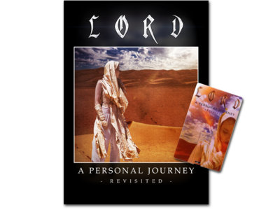 A Personal Journey: Revisited + USB Drive + A5 Glossy Booklet main photo