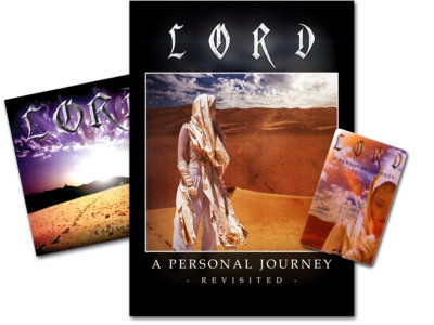 A Personal Journey: Revisited + USB Drive + A5 Glossy Booklet + Original Album main photo