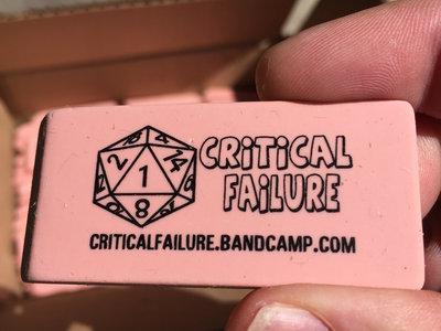 Critical Failure Erasers main photo
