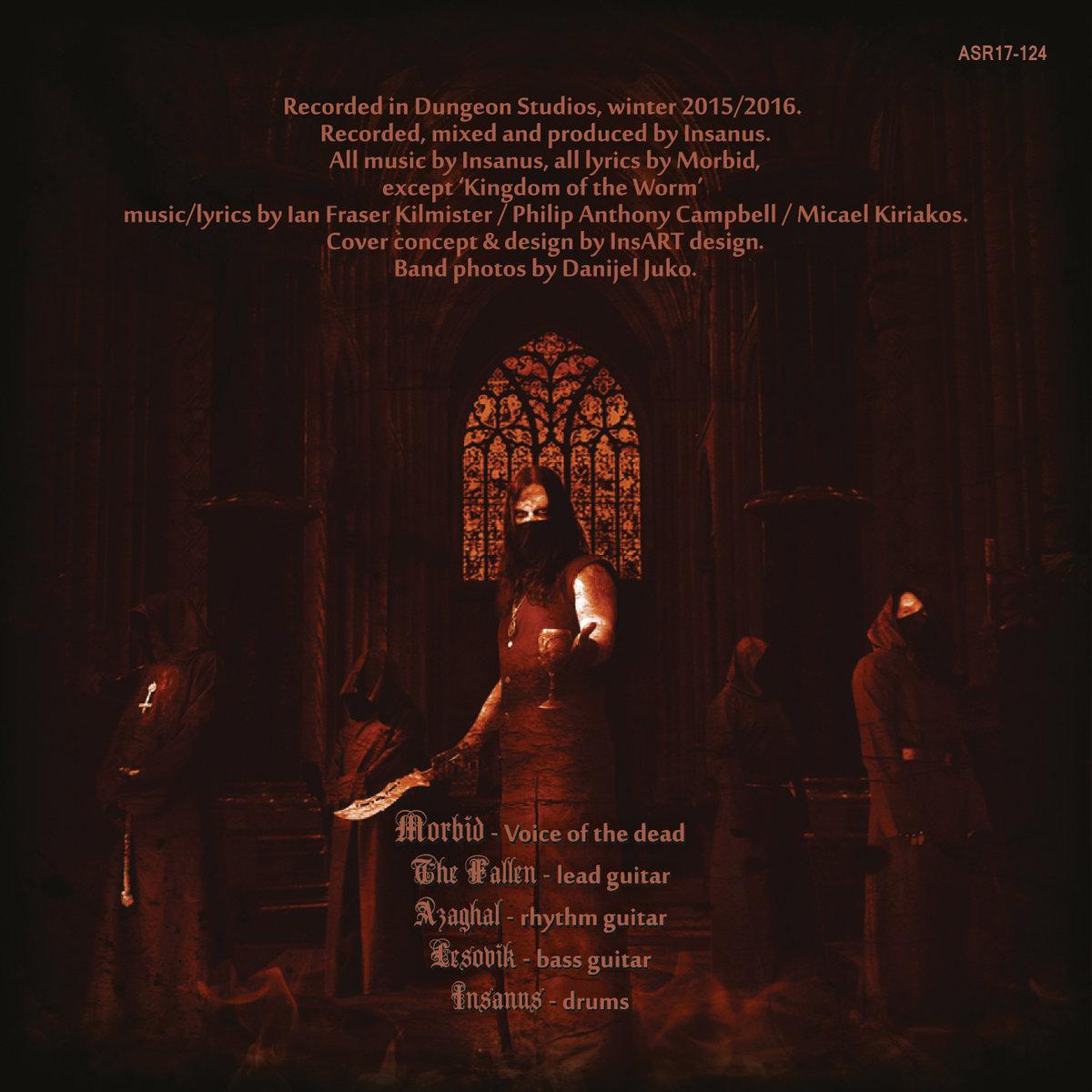 Worship the Beast   Black Cult