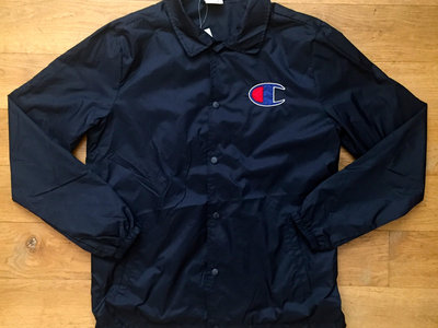 Authentic Daupe! / Champion Limited edition Coach Jacket BLUE 1/25 (PRE ORDER expected late June) main photo