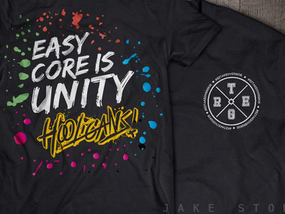 Hooligans / #eztakeover2k16 Shirt, Sticker, and Digital Album main photo